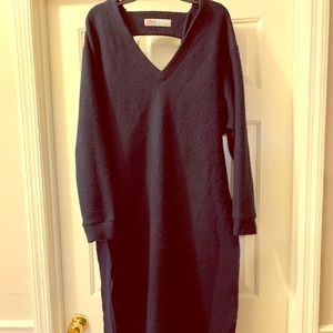 Free People Pullover Maxi Duster